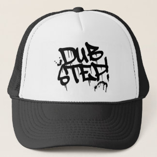 Dubstep Graffiti Style Trucker Hat