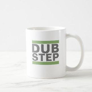 Dubstep Green Coffee Mug