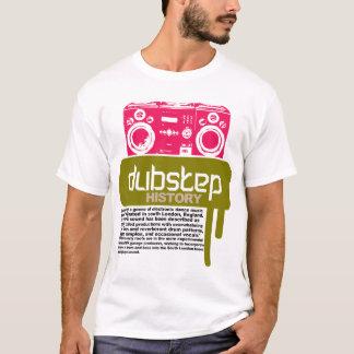 Dubstep History  t-shirt (NEW)