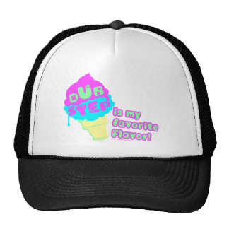 Dubstep is my Favorite flavor Mesh Hats