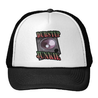 DUBSTEP JUNKIE TRUCKER HAT