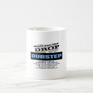 Dubstep light coffee mug