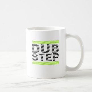 Dubstep Lime Coffee Mug