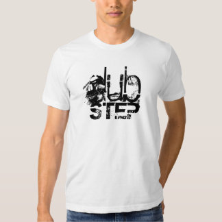 DUBSTEP Limited Edition White Top T Shirt