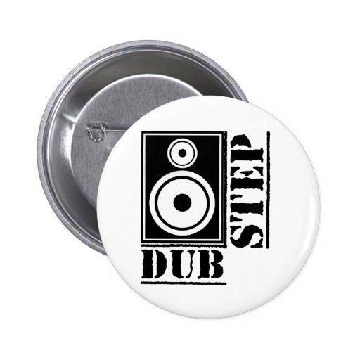 Dubstep Loudspeaker B Pins