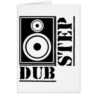Dubstep Loudspeaker B Card
