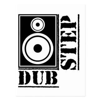 Dubstep Loudspeaker B Post Cards