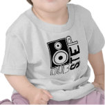 Dubstep Loudspeaker C Tee Shirts