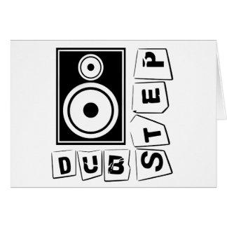 Dubstep Loudspeaker Cards