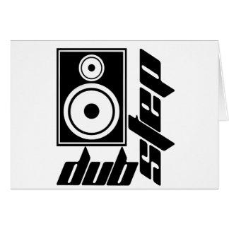 Dubstep Loudspeaker F Cards
