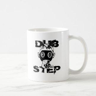 dubstep mask coffee mug