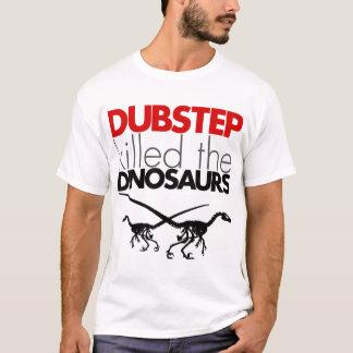 Dubstep mató a los dinosaurios 3 playera