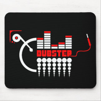 Dubstep Mouse Pad
