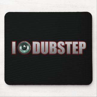 DUBSTEP MUSIC MOUSE PAD