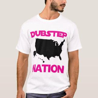 Dubstep Nation USA T-shirt (NEW)
