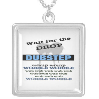 Dubstep Custom Necklace