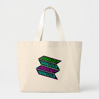 DUBSTEP Neon Bags