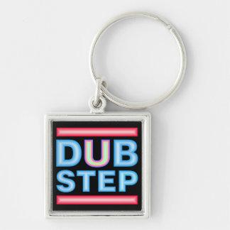 DUBSTEP Neon Keychain