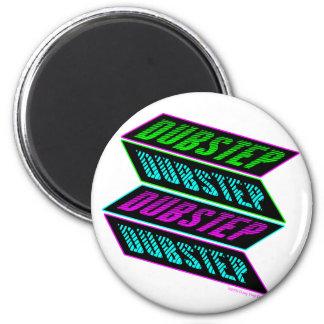 DUBSTEP Neon Magnet