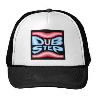 Dubstep Neon Warp Hats