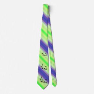 Dubstep Notes Men's Neck Tie
