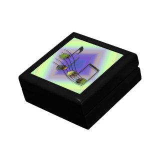 Dubstep Notes Tile Box