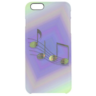Dubstep Notes Uncommon iPhone Case
