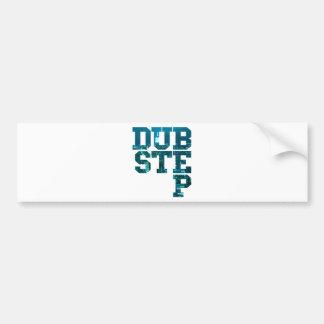 Dubstep NYC Bumper Sticker