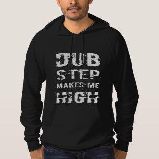 Dubstep of makes ME high Hoodie