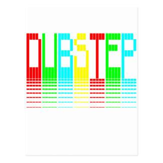 Dubstep Post Cards