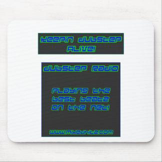 Dubstep Radio Mouse pad