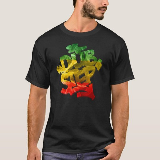 Dubstep Rasta 420 T-Shirt