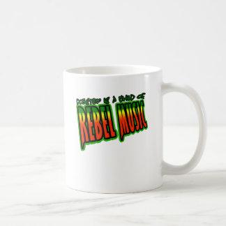 Dubstep Rebel Music Coffee Mug