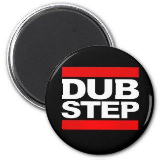 dubstep remix-dubstep radio-free dubstep music-dub 2 inch round magnet