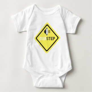 Dubstep sound design baby bodysuit
