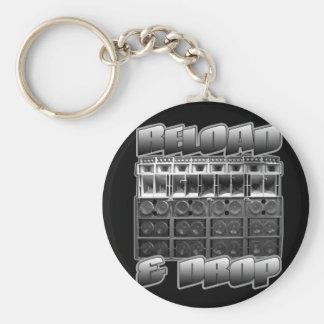 DUBSTEP Sound System keychain