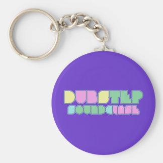 Dubstep Soundclash Basic Round Button Keychain