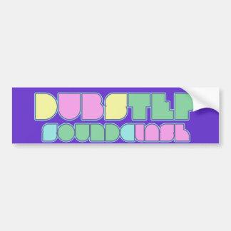 Dubstep Soundclash Bumper Stickers