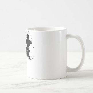 Dubstep Spatter Coffee Mug