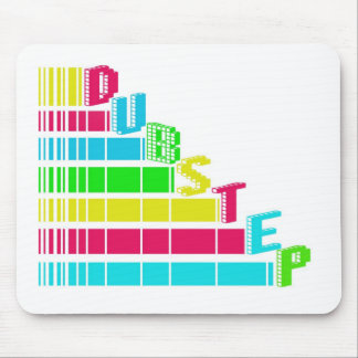 Dubstep Stair Mouse Pad