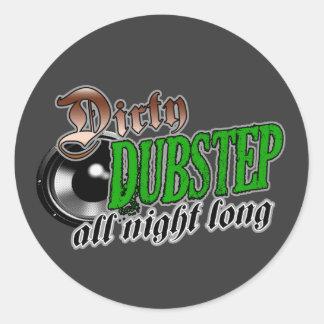 DUBSTEP sticker