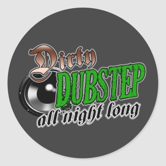 DUBSTEP sticker