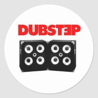 Dubstep Stickers