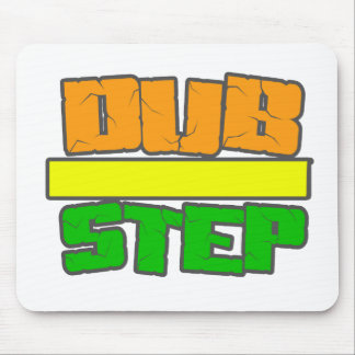 DUBSTEP Stylee Mousepads