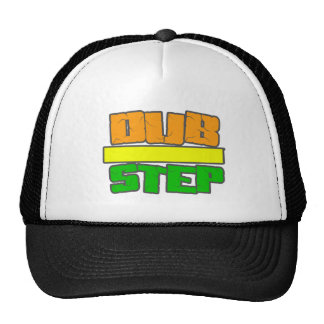 DUBSTEP Stylee Trucker Hat
