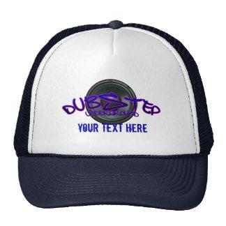Dubstep subterráneo gorra