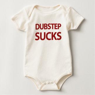 Dubstep sucks baby bodysuits