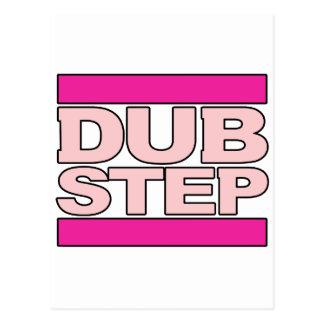 dubstep t shirt womens dubstep postcard