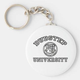 Dubstep University Keychain