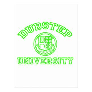 Dubstep University Postcard